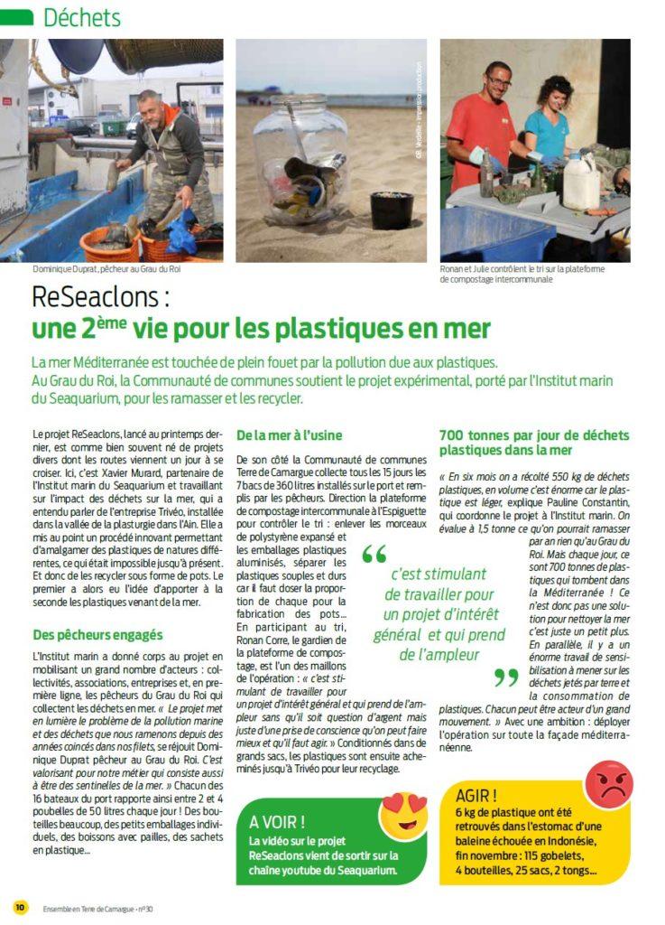 ReSeaclons en Terre de Camargue (Page 1)
