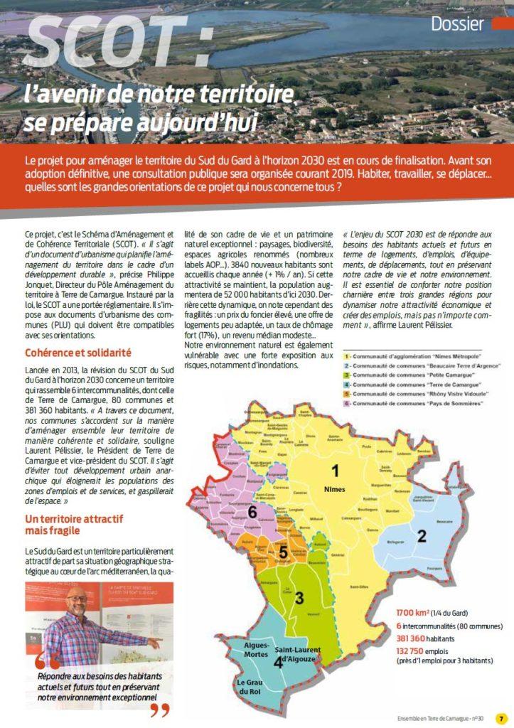 Le SCoT Sud Gard (Page 1)