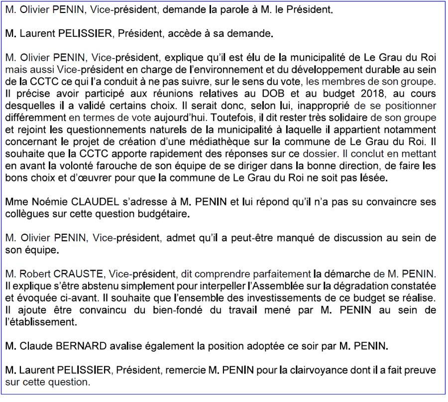 Extrait PV Conseil Communautaire _ 9 Avril 2018 (P22)